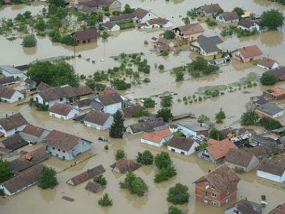 Na Balkanu se u idućim godinama mogu očekivati češće i jače poplave
