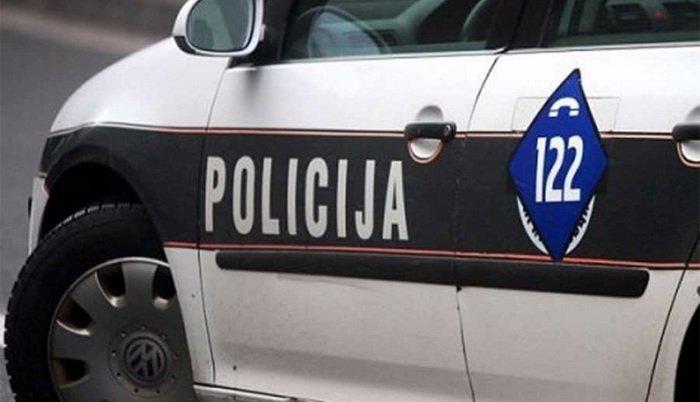 Na području FBiH 44 krivična djela i 77 saobraćajnih nezgoda