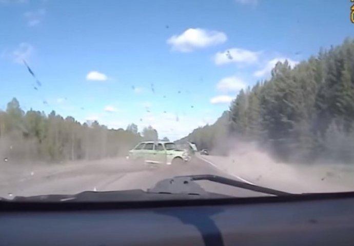 Najstrašnije saobraćajne nesreće u 2016. godini