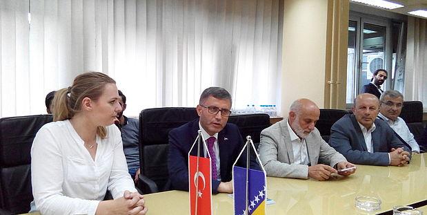 Posjeta delegacije prijateljske općine Üsküdar
