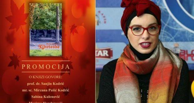 Promocija knjige Merime Handanović u Sarajevu