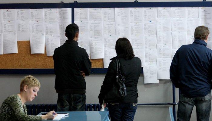 U ZDK blagi pad broja nezaposlenih osoba