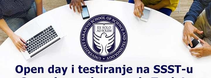 Testiranje za stipendije na SSST-u