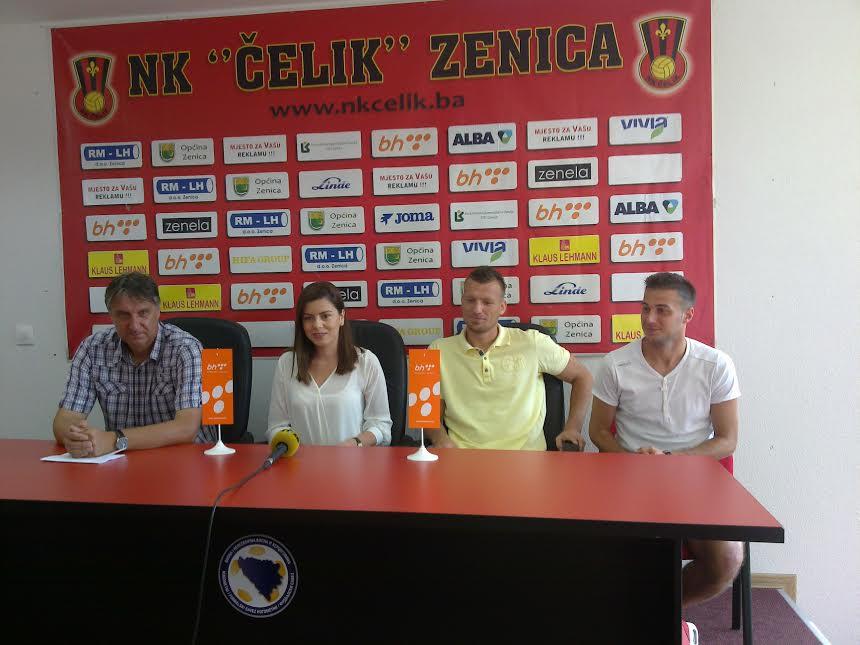 NK Čelik uoči početka nove sezone
