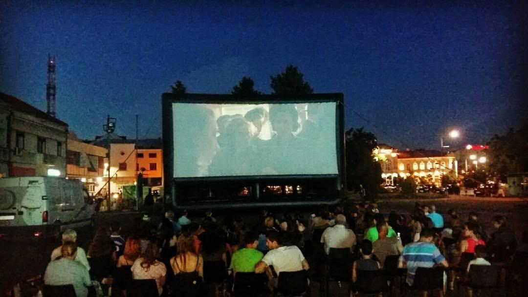 Flmski program putujućeg kina u Zenici