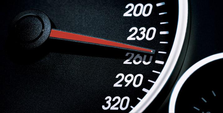 Kontrola prekoračenja dozvoljene brzine
