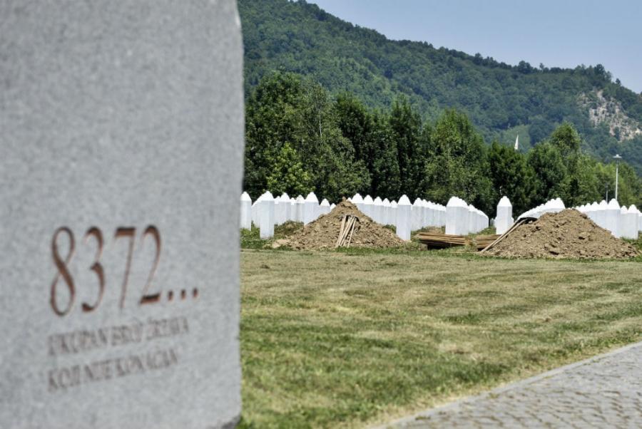 U BiH 11. juli Dan žalosti