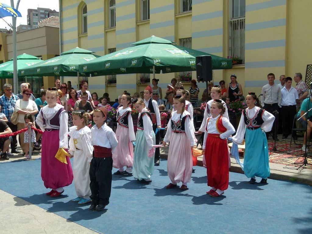 Međunarodni festival folklora djece i mladih