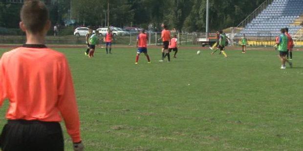 Okupljanje pionirske nogometne selekcije ZDK