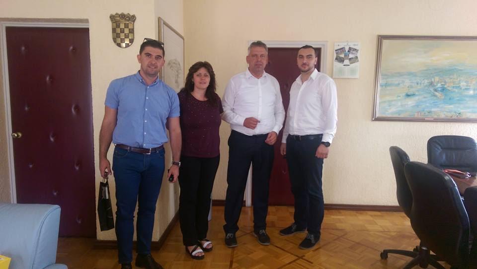 Predstavnici Snage Centra posjetili Buzet