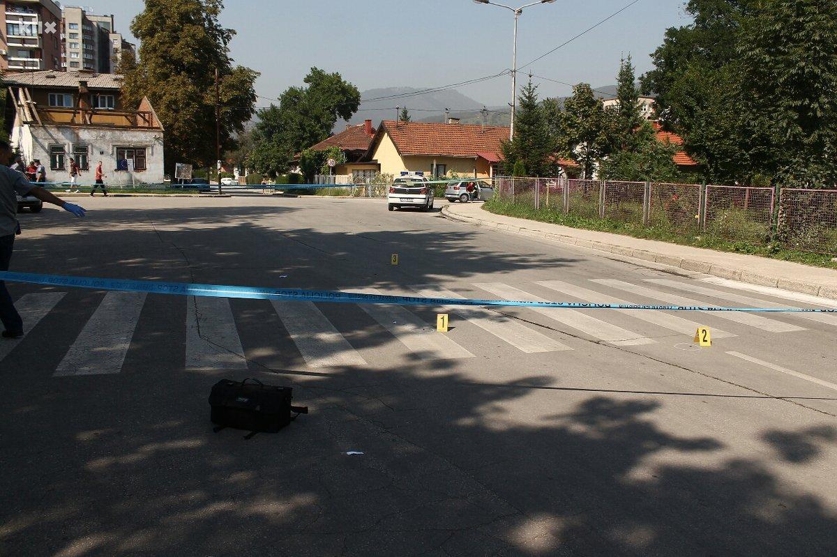 Pucnjava ispred osnovne škole u Zenici