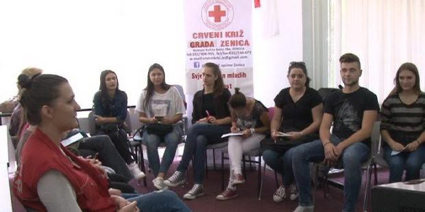 Radionica Crvenog križa Zenica