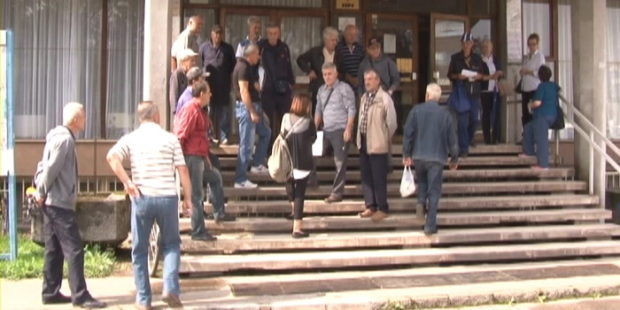 Radnici Željezare i dalje bez penzije