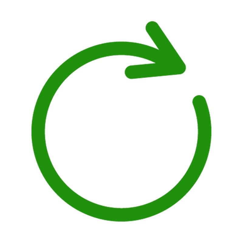 Simbol RECIKLIRAJ - Ambalaža za recikliranje