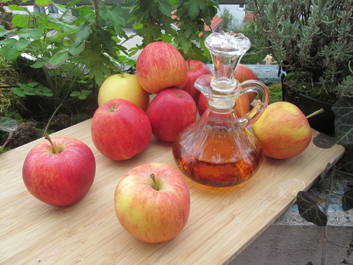 Zbog čega je dobro jabukovo sirće