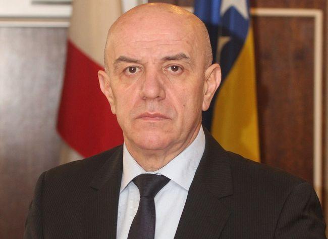 Miralem Galijašević, premijer Vlade ZDK