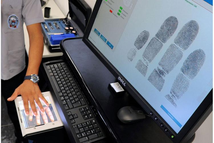 Agencije idu pješke po podatke o sumnjivcima