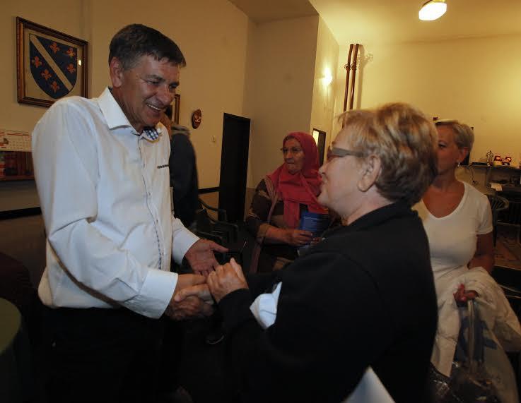 Fuad Kasumović posjetio MZ Jalija i Sejmen
