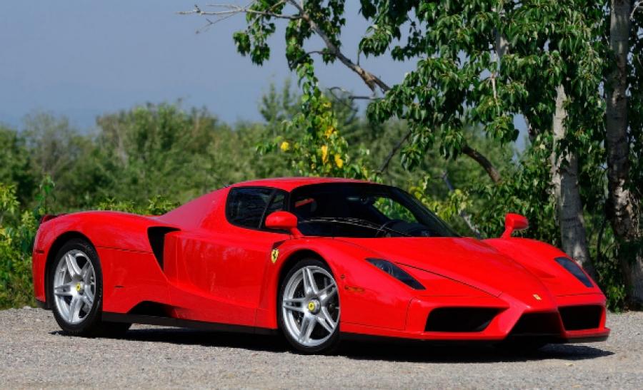 Ljestvicu najskupljih automobila svijeta predvodi polovni Ferrari