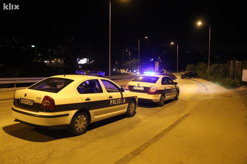 Tri osobe povrijeđene u saobraćajnoj nesreći u mjestu Donja Golubinja