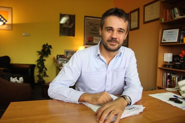 Direktor BNP-a Zenica Hazim Begagić: