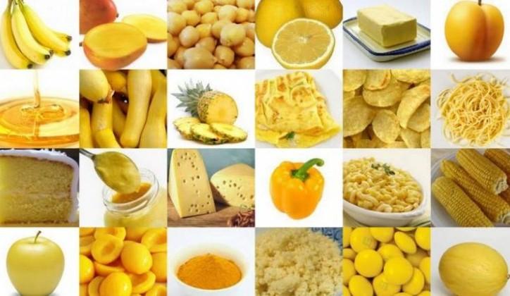 Hrana žute boje nas čini srećnim