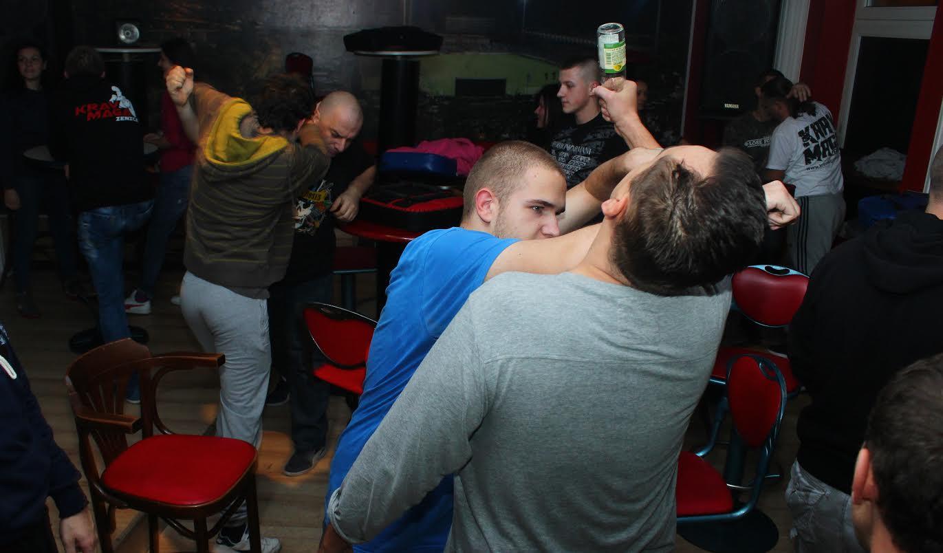 Održan prvi Bar Fight Krav Maga seminar u Zenici