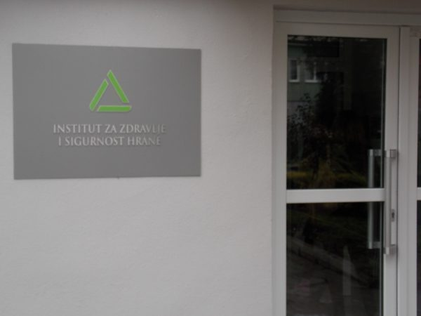 Osposobljavanje Laboratorije za mikrobiologiju hrane i vode, Instituta za zdravlje i sigurnost hrane Zenica