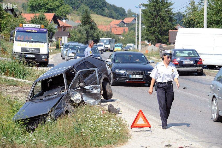 Starost vozila utječe na česte saobraćajne nesreće na bh. cestama