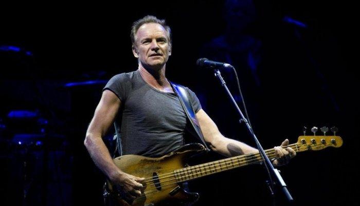 Stingova pjesma Inshallah za solidarnost sa izbjeglicama