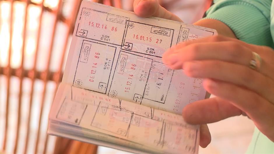 Koliko novca morate imati uz pasoš ako iz BiH putujete u EU