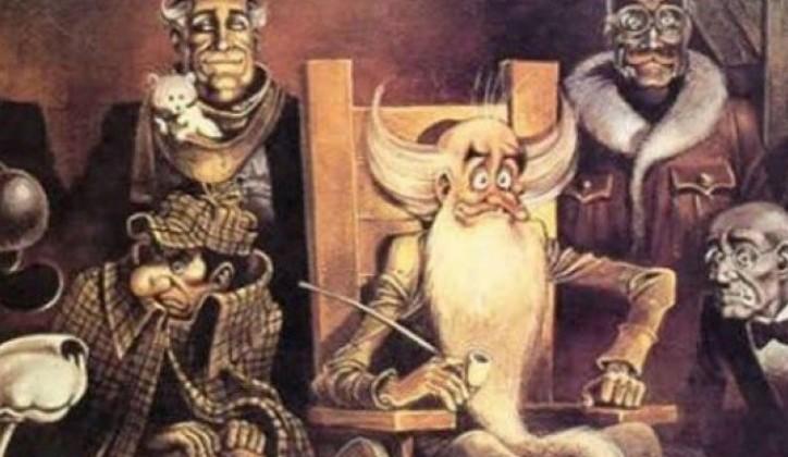 Legendarne misli i izjave likova iz stripa Alan Ford