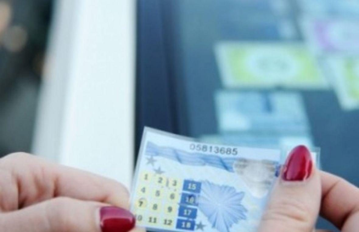 Od 5. decembra ponovo stiker naljepnice kod registracije vozila