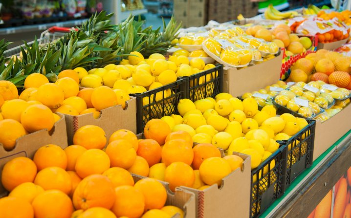 Pesticidi u narandžama, nektarinama i jabukama
