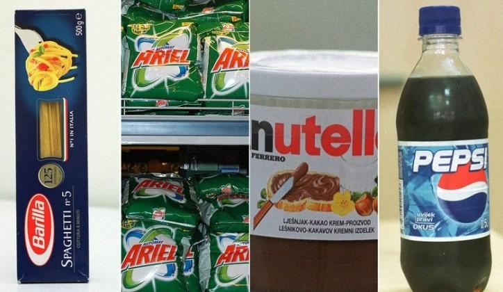 Zašto su Ariel, Nutella, kava, zubne paste, umaci... lošiji kod nas nego u Austriji iili Njemačkoj