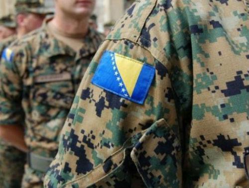 Za modernizaciju oružanih snaga BiH oko 21,2 miliona KM