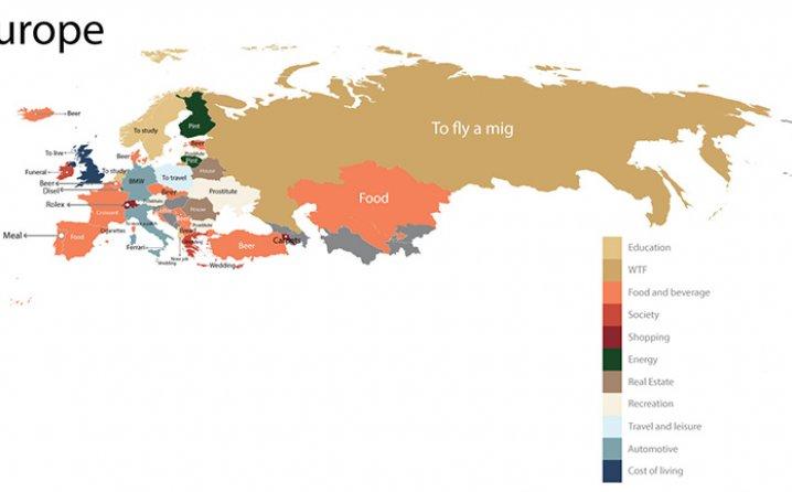 Srbe na Googlu najviše zanima pivo, Hrvate kafa, a Bosance
