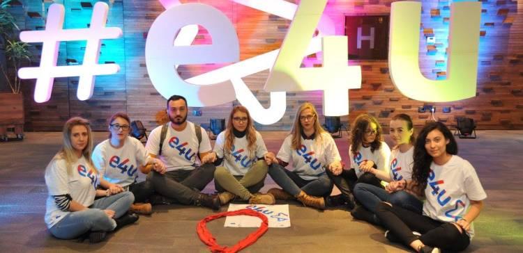 E4U RedTeam Zenica - petak od 12 do 15 sati Shopping centar Džananović