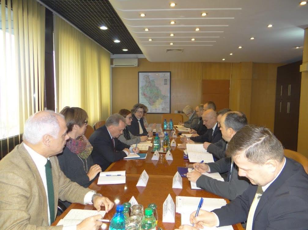 Misija implementacije Strategije nabavki Svjetske banke u posjeti ZDK