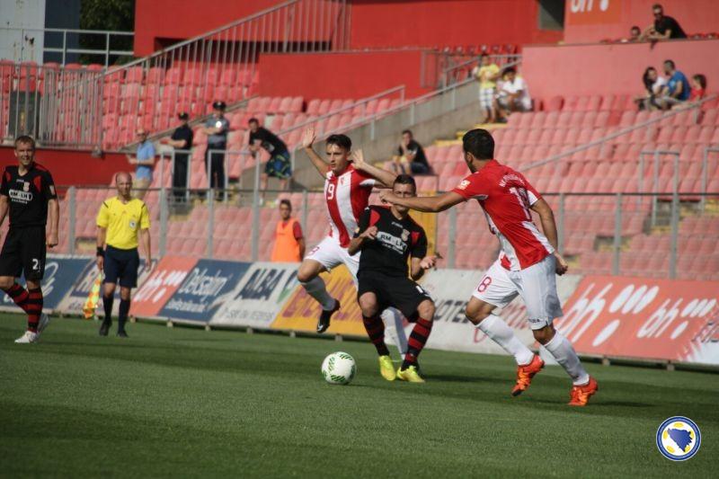 Pregled utakmica NK Čelik
