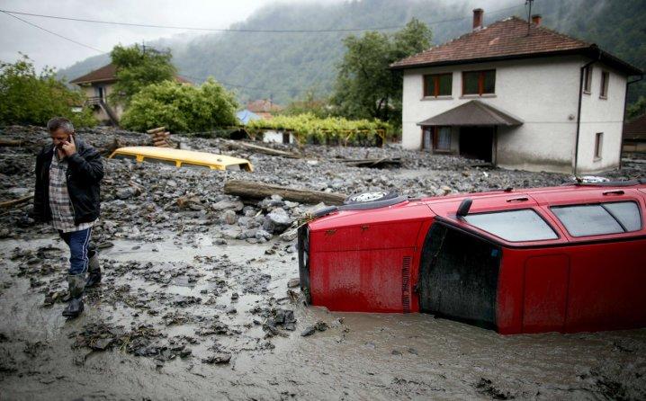 Za oporavak poplavama pogođenih zajednica u BiH 220.000 eura