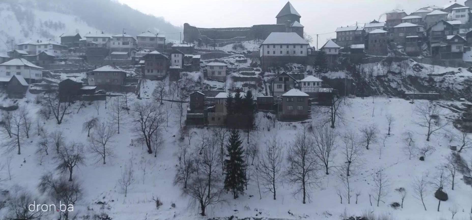 ... ba videoprodukcija i portal Zenicablog vam donose zimsku, januarsku