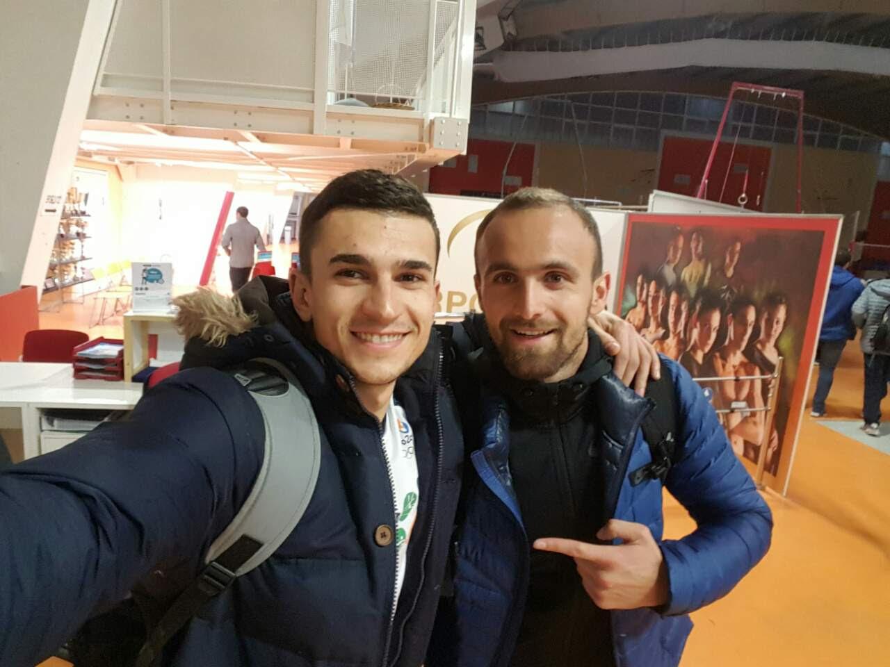 Abedin Mujezinović i Amel Tuka