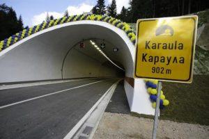 Kako pravilno voziti kroz tunel