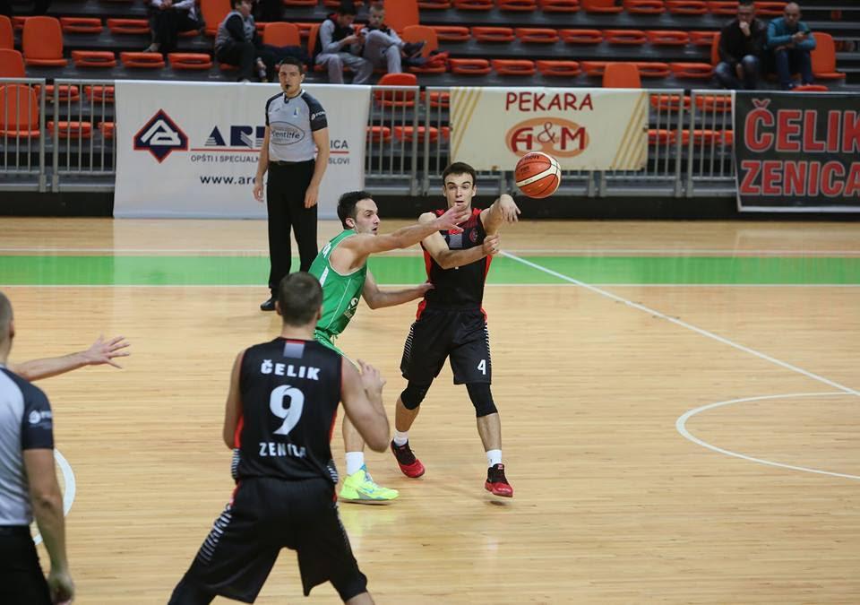Poraz košarkaša OKK Čelik u Jablanici