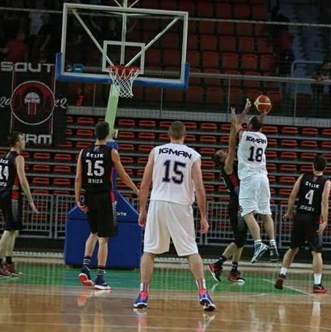 Poraz u finišu košarkaša Čelika na Ilidži