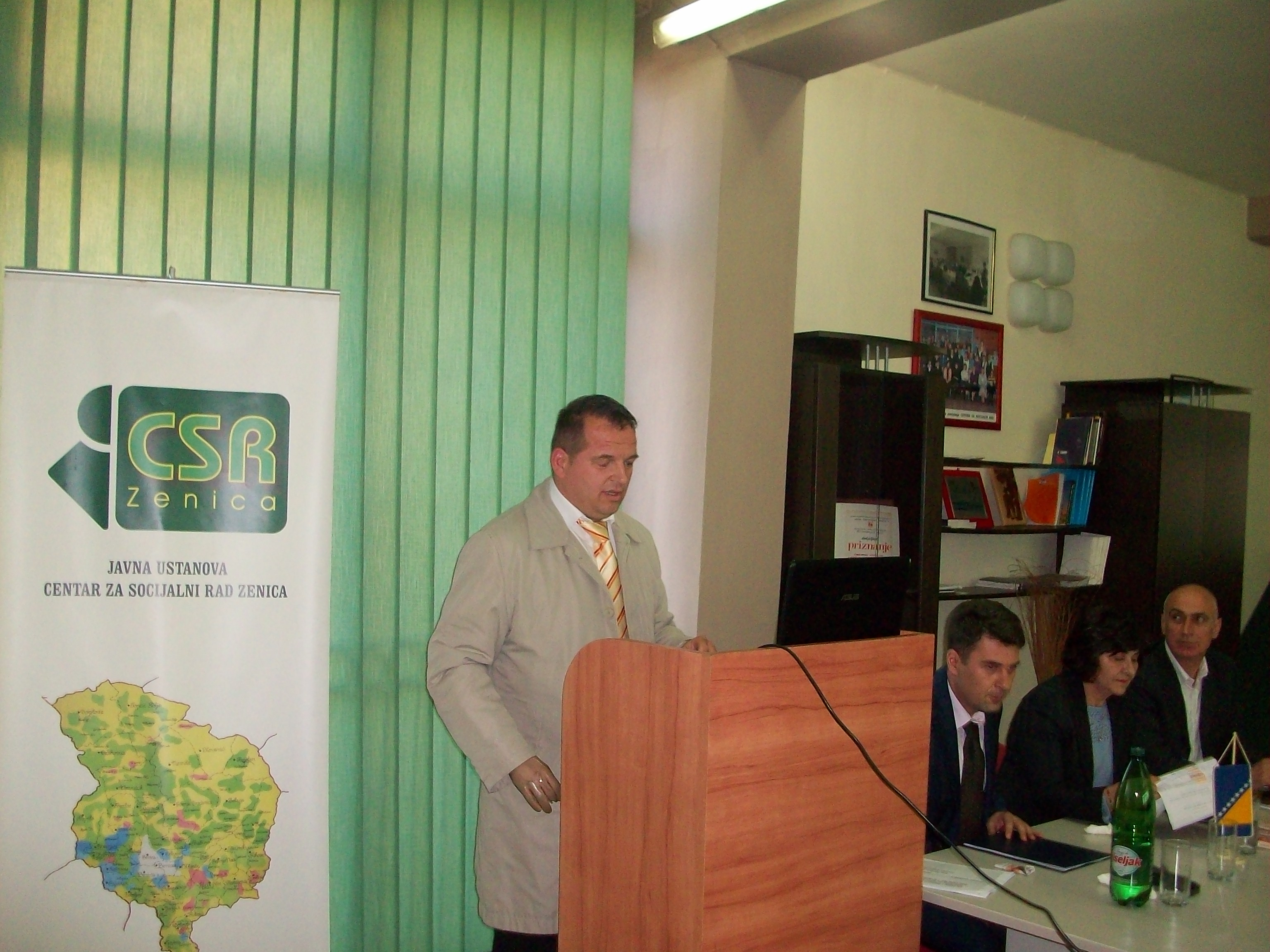 Svjetski dan socijalnog rada svečano obilježen u Zenici