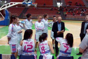 Liga za žene BiH, odigrano 17.kolo, Čelik prvi na tabeli