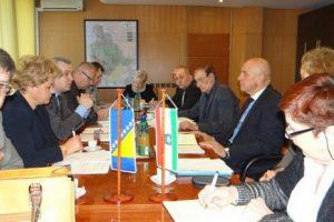Sastanak sa predstavnicima Rudnika