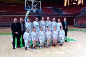 Velika pobjeda košarkašica Čelika u Tuzli nad Jedinstvom BHT